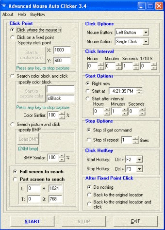 mouse clicker program