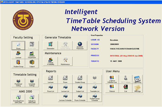 srs for time table management system In this system allows adding new time table, updating time table and viewing time table of all the classes 2: event calendar: in this system maintains different type of upcoming events date and time attendance: in this system allow to record and maintain student and staff attendance r# req name requirement details 1: student attendance: in this system.