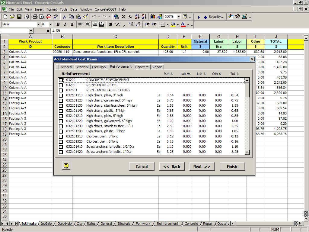 Road Estimator Software Informer Screenshots