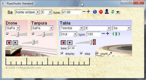 free  digital tanpura software