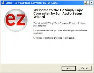 Ez Vinyl Converter Mixmeister Technology Llc Software