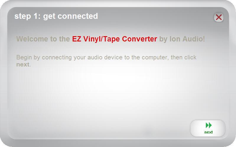 Ez Vinyl Tape Converter Problems
