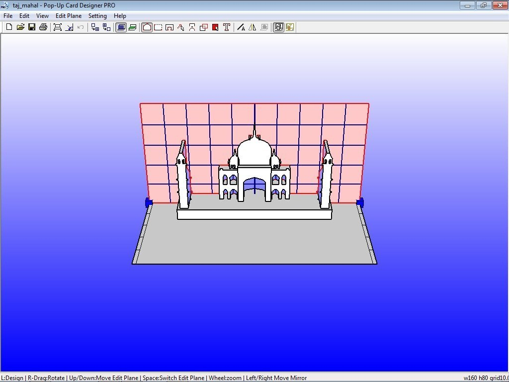 Pop Up Card Designer Software Informer Screenshots