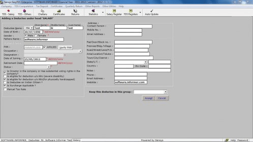 tds challan software <a href=