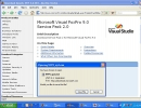 Download information page of Visual Foxpro 9.0 SP2