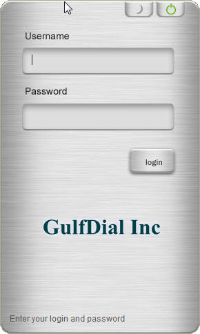 gulfdial inc software