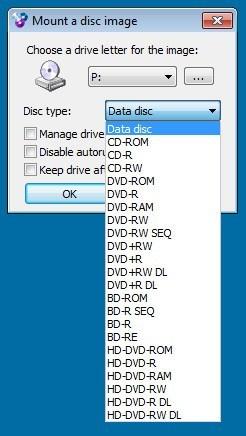 Choosing Disc Type