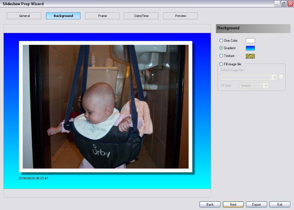 Slideshow Wizard