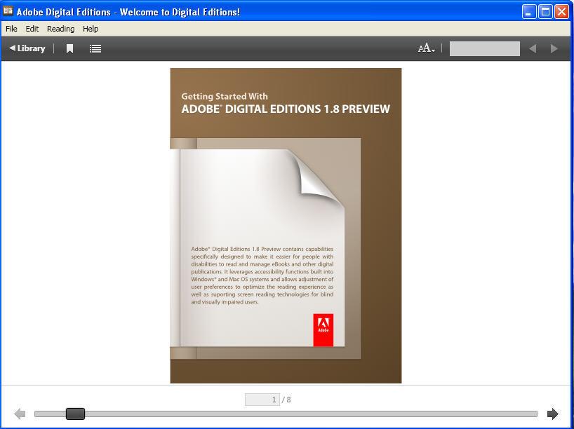 adobe digital editions 4.5