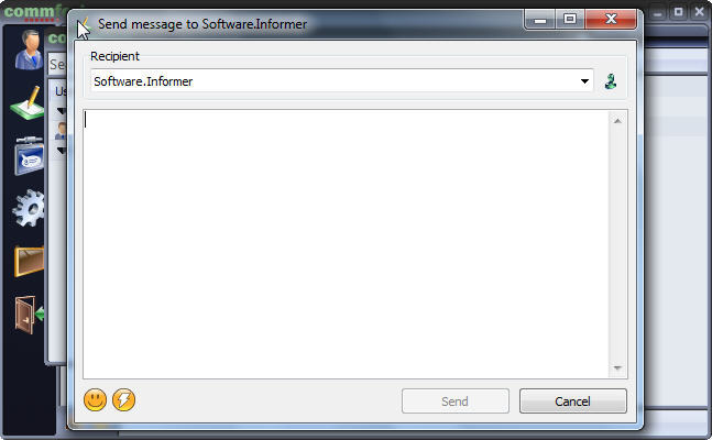 Message Window