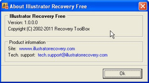 how to open recovery file in illustrator