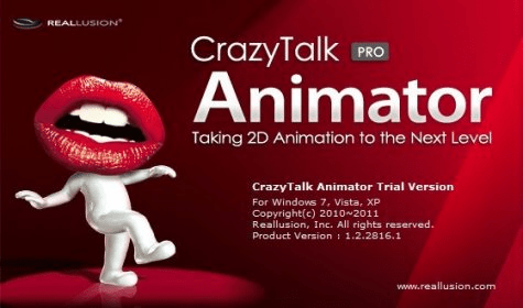 crazy talk free  for mac