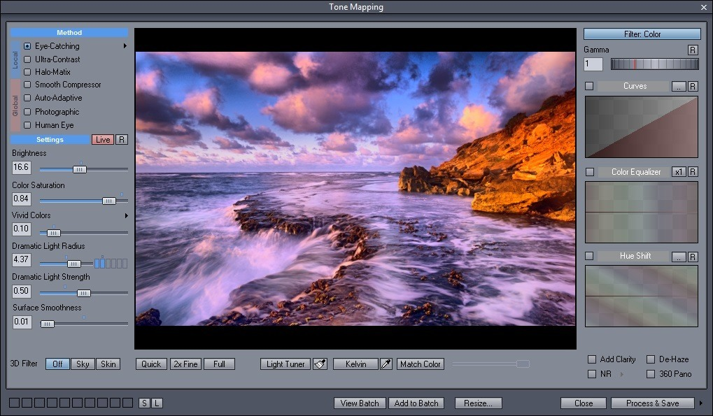 Tone Mapping
