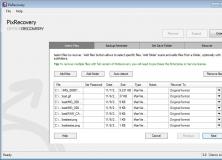 File Selection Window