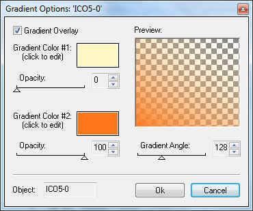Gradient Options