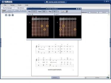 Yamaha Digital Music Notebook  Download