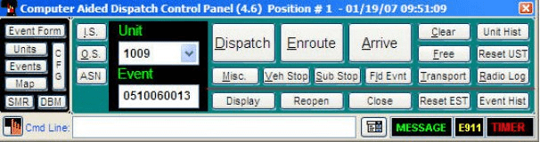 Computer aided dispatch software informer computer for Free online cad system