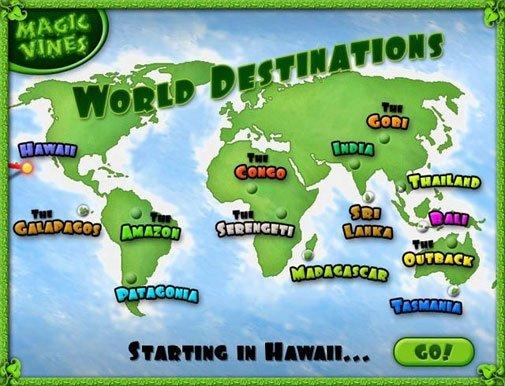 World Destination