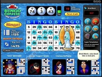 Bingo cruise