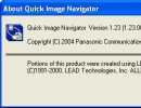 About Quick Image Navigator