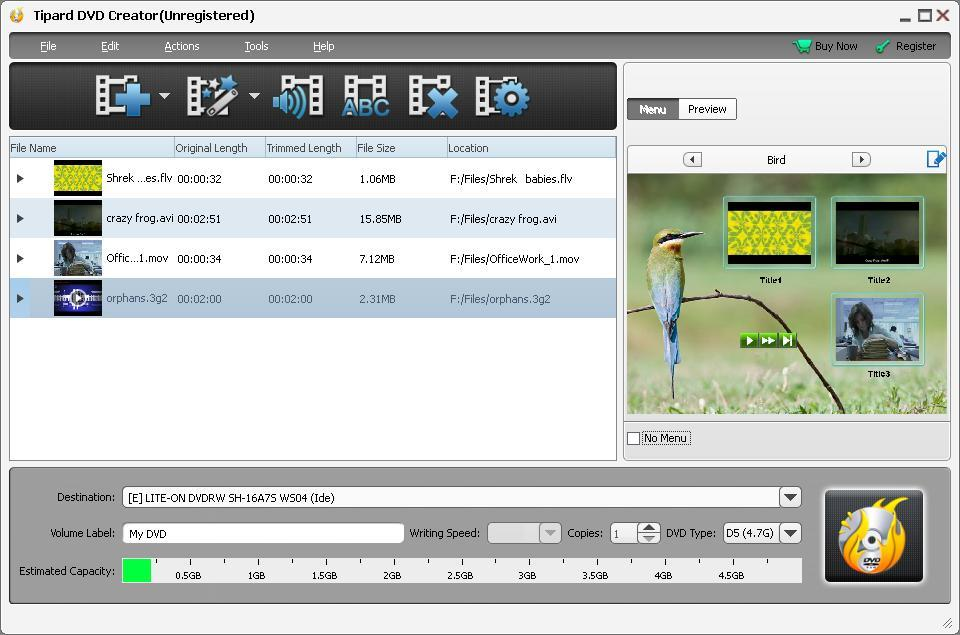 Adding Video Clips