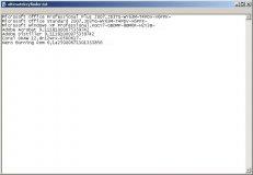Resulting CSV File