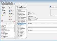 Advanced Song Editor