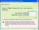 Master Password Creation