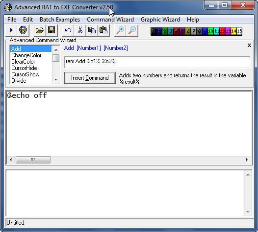 Bat To Exe Converter 3.0.11