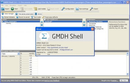 Gmdh shell forex review