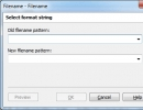 Filename to Filename Conversion