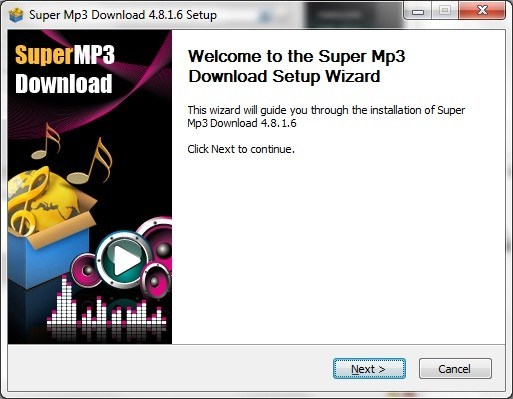 Install Super Mp3 Download