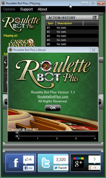 Roulette bot plus really work