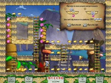 Milky Bear Riches Raider 2 Screenshots