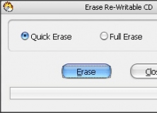 Re-Writable Disc Eraser