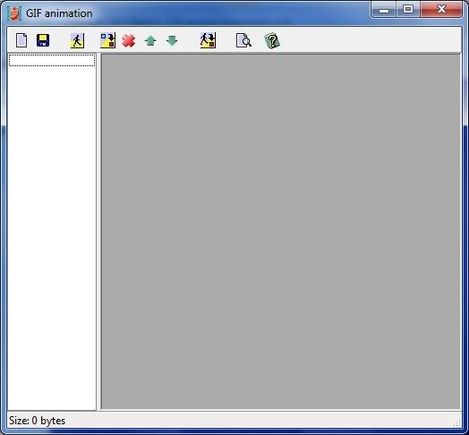 GIF Animation Window