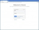 Welcome Browser Window