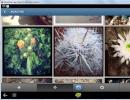 Instagram in Tablet Mode