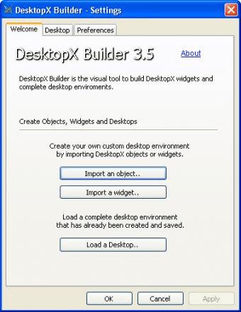 Download Desktopx Builder 3.5 Full Version Free. Escribe Udall Paseo estudios Focus