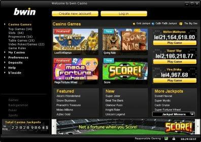 casino bwin download