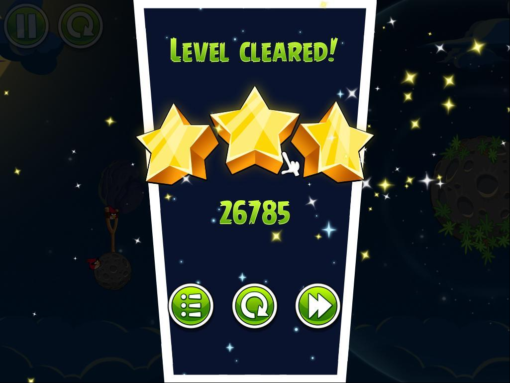 Level Cleared