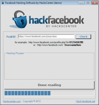 hacker software  facebook video