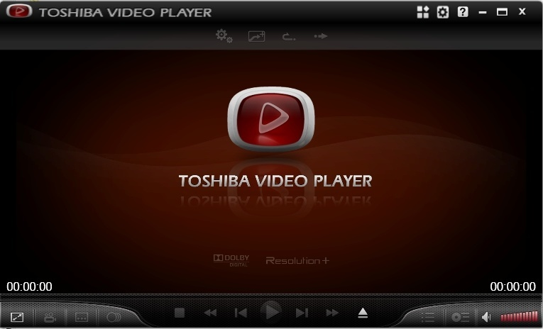 toshiba video player for windows 7
