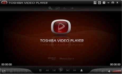 toshiba dvd player software windows 7