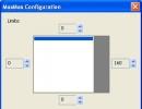 Configuration View
