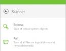 Scanner Types