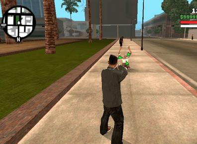 GTA IV: San Andreas