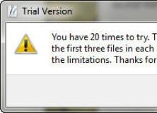 Trial Limit
