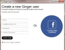 Ginger Login