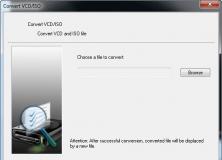 VCD/ISO Converter